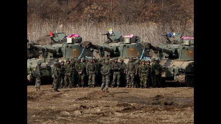 EEUU se compromete dejar de usar minas antipersonal salvo en Corea