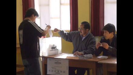 Chimbote: tres agrupaciones políticas firman alianza electoral
