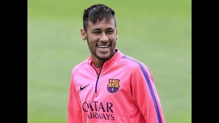Barcelona: Neymar e Iván Rakitic superaron molestias y podrán jugar
