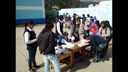 Más de 900 miembros de mesa fueron capacitados por la ODPE Andahuaylas