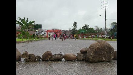 Chanchamayo: pueblos indígenas rechazan paralización en Pichanaki