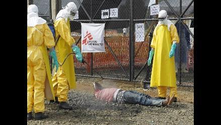 Casos de ébola pueden superar los 20.000 en cinco a seis semanas