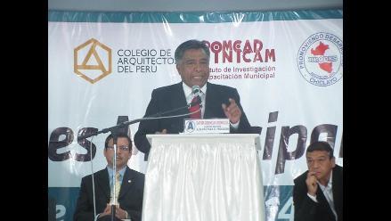 Chiclayo: David Cornejo denuncia guerra sucia de opositores