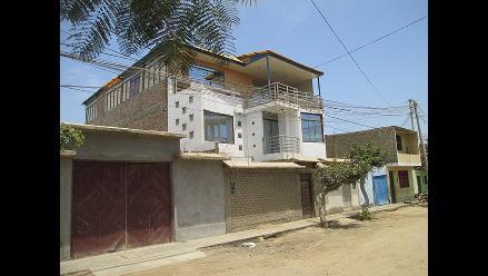 Chimbote: vivienda de Florencio Román sin resguardo policial