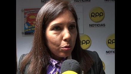 MEF niega presunta salida de Tania Quispe de la Sunat