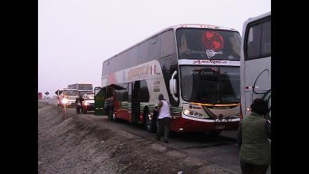 Trujillo: 8 mil buses de transporte interprovincial acatarán paro