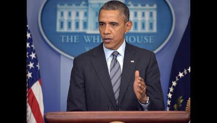 Obama urge al mundo a aumentar la presión sobre Rusia por acción en Ucrania