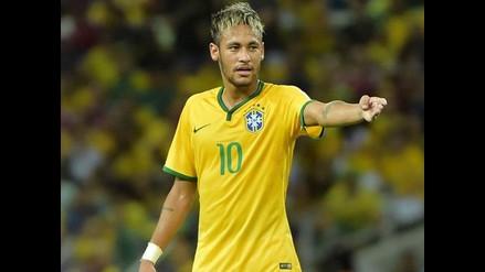 Dunga elogia a Neymar y lo compara con Romario