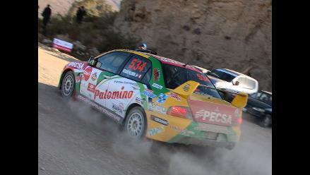 Richard Palomino gana la segunda etapa de Caminos del Inca 2014