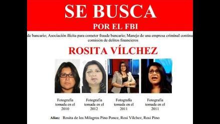 Peruana buscada por el FBI fue capturada en La Molina
