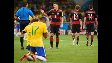 Brasil busca la revancha ante Alemania para espantar el 7-1 del Mundial