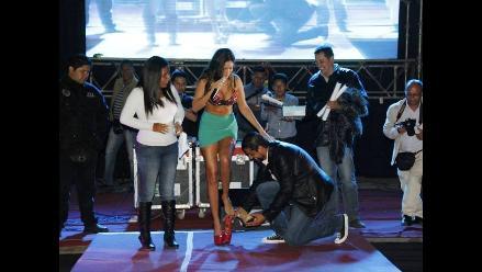 Trujillo: candidatos usan figuras del espectáculo para ganar votos