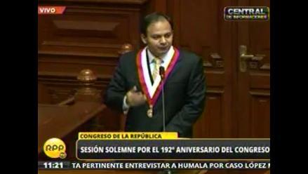 Diaz Dios: más le vale al gobierno una oposición que le diga sus errores