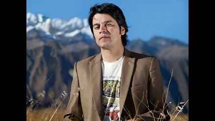 Lucho Quequezana feliz por nominación al Latin Grammy