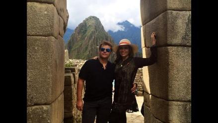 Gloria Trevi: ´Machu Picchu es increíble´