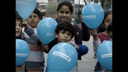 Grupo RPP y Unicef se unen para campaña a favor de los niños