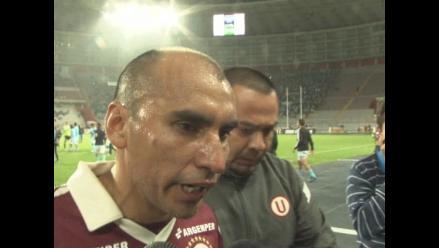Rainer Torres y su reacción tras perder con Sporting Cristal