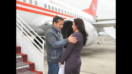 Vicepresidenta de la República defiende postura de Ollanta Humala