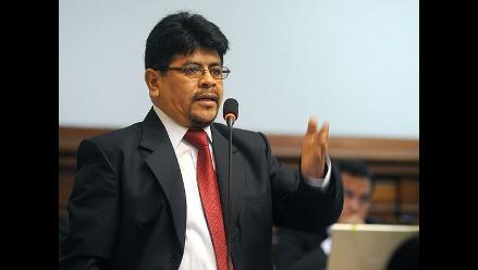 Piden a Juan Díaz inhibirse de presidir investigación de caso López Meneses