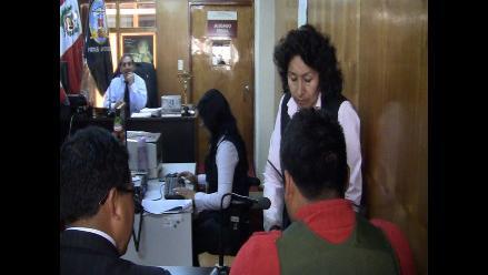 Arequipa: dan prisión preventiva a policía acusado de cobrar coima