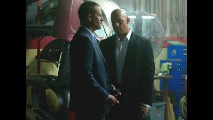 Vin Diesel publica foto de Walker en ´Rápidos y furiosos´
