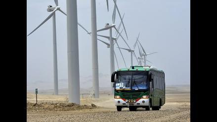 Inauguran el parque eólico más grande de Perú