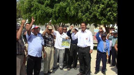 Chiclayo: fonavistas protestan y anuncian huelga de hambre