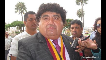 Chimbote: alcalde aún no es citado por caso
