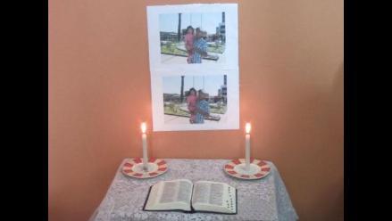 Velan fotografía de chimbotano asesinado en Chile