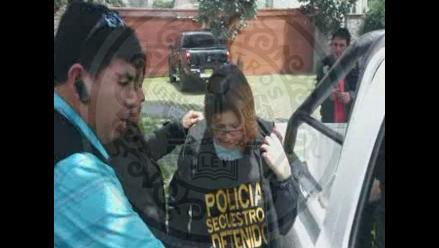 Peruana acusada de fraude fue trasladada al Penal de Mujeres de Chorrillos