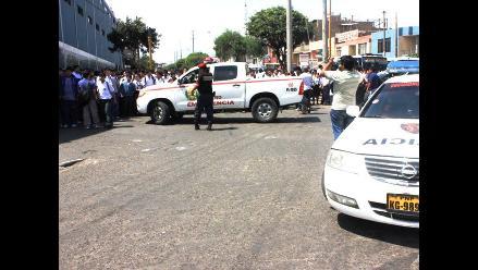Desconocidos asesinan a comerciante de celulares en Pisco