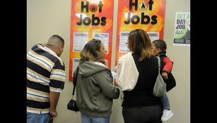 EEUU: Aumentan en 12.000 solicitudes semanales de subsidio de desempleo