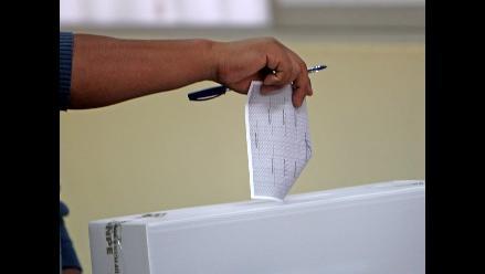 La Libertad: alertan sobre presunto fraude en elecciones de Chepén