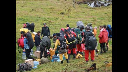 Amazonas: 31 rescatistas llegarán a Leymebamba por espeleólogo