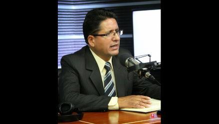 Pasco: expresidente regional informa candidatura desde penal