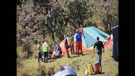 Amazonas: suspenden llegada de rescatistas españoles a Leymebamba