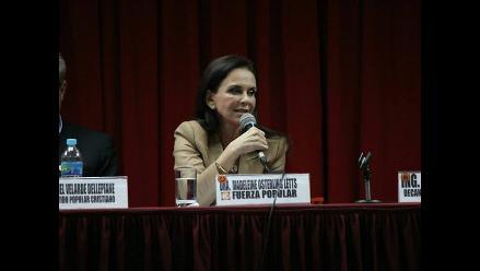 Osterling: Colegio Alfonso Ugarte debe ser un centro empresarial