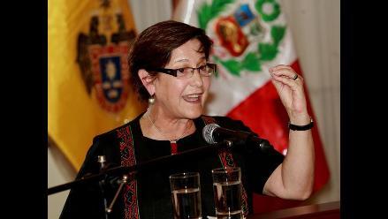Villarán evitó responder sobre denuncia del uso de fondos públicos