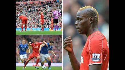 Premier League: Revive el drama de Liverpool en empate 1-1 ante Everton