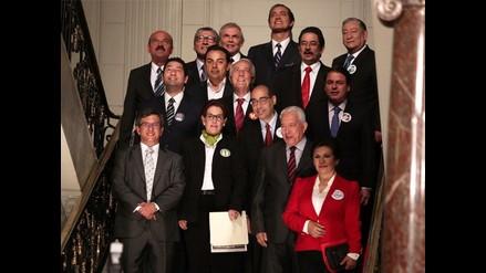 Candidatos a Lima inician cierre de campañas rumbo al sillón municipal