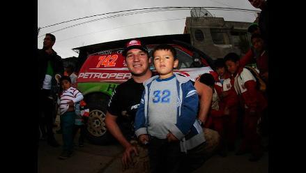 Caminos del Inca: Nicolás Fuchs listo para disputar la etapa final