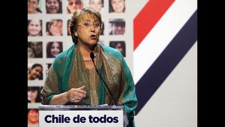 Presidenta Bachelet expresa solidaridad y apoyo a comunidades de Paruro