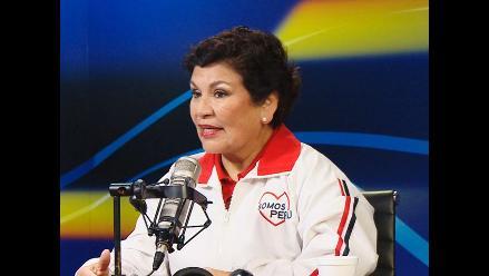 La candidata Nora Bonifaz promete una Lima