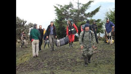Espeleólogo español espera ´con buen ánimo´ última etapa de rescate