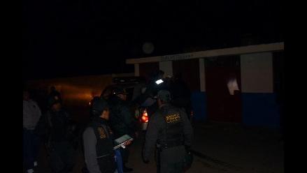 Arequipa: policía detiene a siete personas con requisitoria en operativos