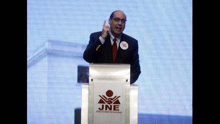 Fernán Altuve propone autoridad única de transporte para Lima
