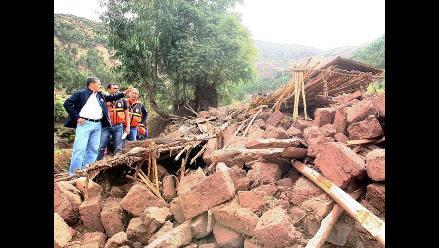 Sismo en Paruro: Ollanta y ministros viajan a zona afectada