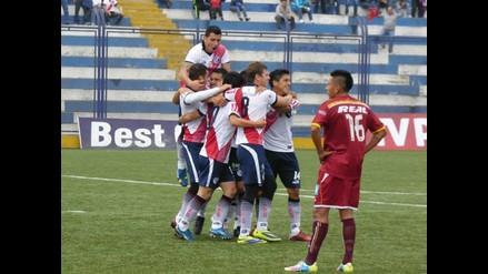 Segunda División: Municipal ganó y es líder seguido por Alianza Universidad