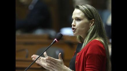 Luciana León: ´Voy a demostrar con documentos que no tengo ningún desbalance´