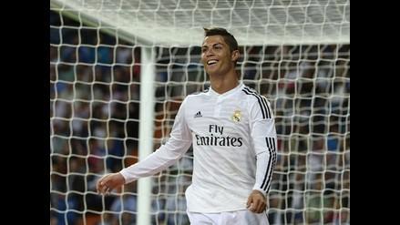 Cristiano Ronaldo inició las votaciones para elegir el once mundial de FIFPro